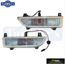 1970-1973 Camaro Parking Lamp Assembly Standard - Pair OER New