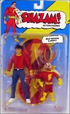 Shazam! Billy Batson with Hoppy 6in Action Figure 2 pack DC Direct Toys 2007