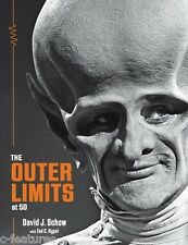OUTER LIMITS AT 50 David J Schow 50TH ANNIV. BOOK 1st Edition MINT Out-Of-Print!