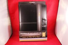 """New Black Solo Universal Tablet Cover Case Devices 8.5"""" x 11"""" Open Edge"""