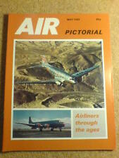 AIR PICTORIAL - AIRLINERS - May 1985 Vol 47 #5