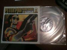 """peter pan speedrock - hoomsteel  10"""" record NEW  vinyl  numbered"""