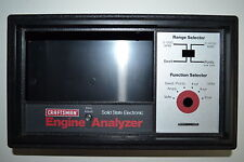 400-860 & 400-861 Craftsman Engine Analyzer. Case Halves, Top & Bottom