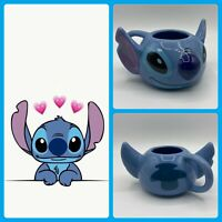 Disney Lilo & Stitch - Stitch With Ears Coffee Mug Tea Cup Ceramic NEW