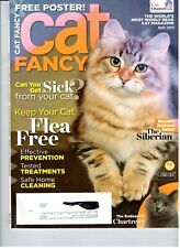 Cat Fancy Magazine ~ May 2011 ~ Chartreux & Siberian