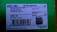 iID 4P 63A 30mA-AC  Type AC  SCHNEIDER A9R11463 - INTERRUPTEUR DIFFERENTIEL