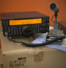 Kenwood Ts-590Sg Ham Radio Hf Transceiver