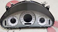 MERCEDES BENZ W211 SPEEDOMETER INSTRUMENTAL CLUSTER DASH PANEL A 2115401748