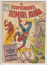 EL SORPRENDENTE HOMBRE ARAÑA #35 MEXICAN LA PRENSA 1965 AMAZING SPIDER-MAN #21