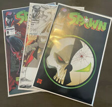 New listing Spawn 3 comic lot (8,10,12) classic covers
