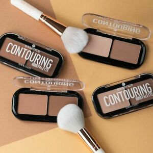 Essence Contouring Duo Palette for Different Skin Tones Easily Blended Essential