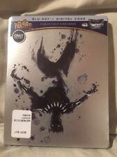 Marvel Black Panther Blu-ray Bluray digita Steelbook. Error packaging see photos