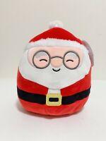 "Kellytoy Squishmallow 2020 Christmas Collection Nick the Santa 8"" Plush Doll"