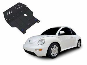 Protection sous moteur ACIER pour VW NEW BEETLE 1998-2010 + AGARFE