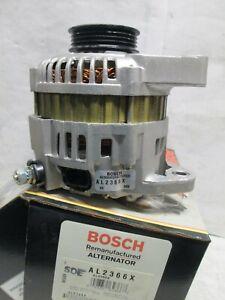 Bosch AL2366X Reman Alternator 80Amp  FITS Nissan 240SX w/ 2.4L  1995-98