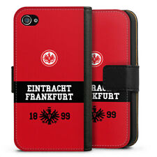 Apple iPhone 4 bolso funda flip case-eintracht 1899