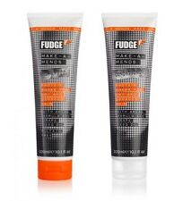 Fudge Make A Mends Shampoo Sulfate Free 300ml & Conditioner 300ml