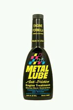 MÉTAL LUBE ADDITIF POUR huile. FORMULE moteurs. 236ML.100.000 Km. RéF. #8EF