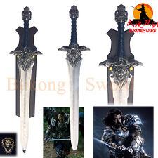 World of Warcraft Sword Stormwind Solider Movie Sword Real Sword Cosplay