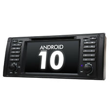 For BMW E39 GA9449 Android 10 Radio 7in Car Dash DVD GPS Player Stereo Bluetooth
