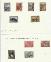 Congo Stamps Ref 14580
