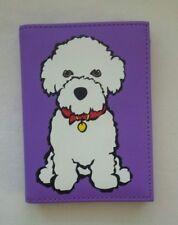MARC TETRO Bichon Love My Dog Passport Holder