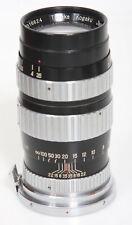 135mm f3.5 Tanaka Tele-Tanar for Nikon rangefinder lens 13.5cm RF camera