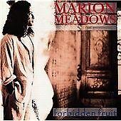 MARION MEADOWS - FORBIDDEN FRUIT NEW CD