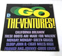 VENTURES - GO WITH THE VENTURES - DOLTON 1966 - BST 8045 LP 33 RPM