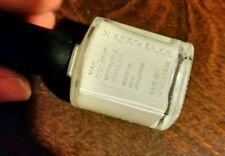 NEW! SONIA KASHUK nail polish lacquer in WHITE LIE