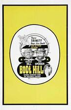 BOOT HILL Movie POSTER 27x40 B Terence Hill Bud Spencer Lionel Stander Woody