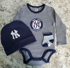 Yankees infant/baby clothes boy Yankees baby shower boy Yankees infant clothes