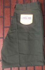 Cherokee Mens Khaki Shorts Size 38