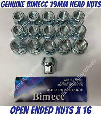 TPI Chrome RUOTA DADO BULLONE copre 21mm Bullone per Volvo V40 96-04