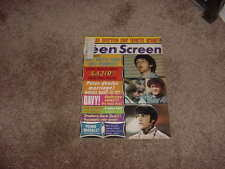 VINTAGE 1968 TEEN SCREEN MAGAZINE BEATLES MONKEES DOORS FOUR SEASONS RASCALS