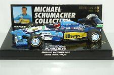 MINICHAMPS 1/43 BENETTON RENAULT B195 MICHAEL SCHUMACHER GERMANY GP1995 LTD.1995