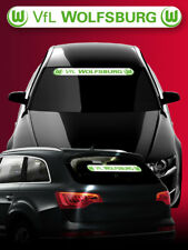 Autoaufkleber Aufkleber Sticker VFL Wolfsburg 78x9 Cm