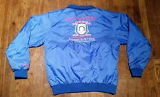 RARE Nutmeg Cooperstown Baseball Hall of Fame 1/4 Zip Windbreaker Jacket