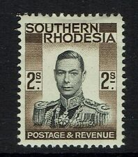 Southern Rhodesia SG# 50 - Mint Hinged (Hinge Rem) - 090415