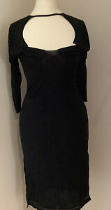 Gucci Black Dress Size Small