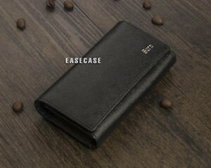 D2 EASECASE Custom-Made Genuine Leather Case For SONY ZX300 ZX300A
