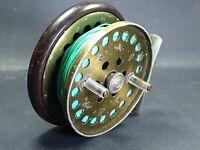 "Vintage DAM Ever Ready Fishing Reel 4.5"""