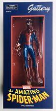 "Diamond Select Gallery Marvel THE AMAZING SPIDER-MAN 9"" PVC Diorama Statue New👍"