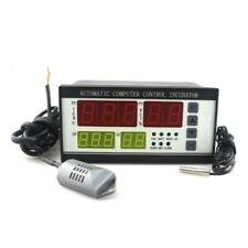 50hz Digital Automatic Computer Egg Incubator Temperature Humidity Controller Sz