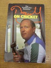1991 Grillo: boicot a Cricket-Softback libro, el número uno bestseller (Som