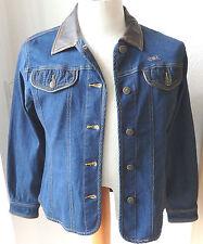 Kyra.K, Damen Jeans Jacke, blau, Gr. M