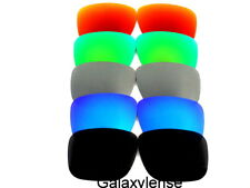Galaxy Replacement Lenses For Oakley Crossrange Black/Blue/Grey/Green/Red