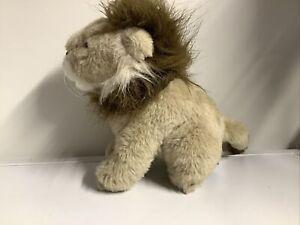 "PEUGEOT LION - SOFT CUDDLY PLUSH STUFFED TOY Soft Toy 8"""