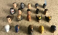 Hasbro Marvel Legends Custom Fodder Heads BAF Customizers Lot