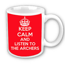 Keep Calm and Listen to the archers